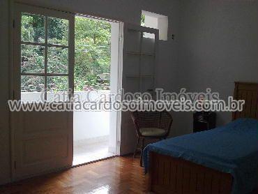 Apartamento - COSME VELHO - 02 - QUARTO / VARANDA