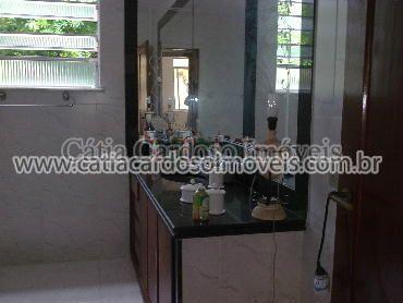Apartamento - COSME VELHO - BANHEIRO SOCIAL