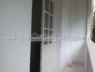 Apartamento - COSME VELHO - VARANDA QUARTO