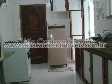 Apartamento - COSME VELHO - 01 - COZINHA