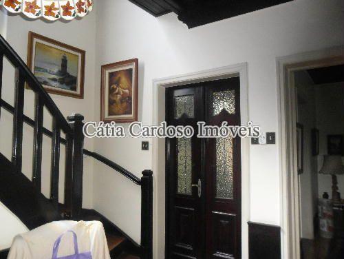 Casa - SANTA TEREZA - 1 - ESCADA DE ACESSO