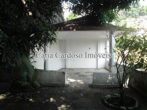 Casa - SANTA TEREZA - ESPAÇO DE FORA DA CASA